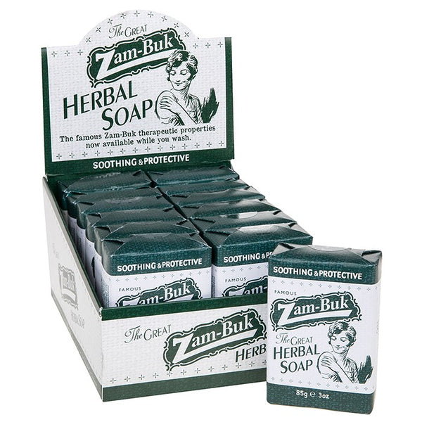 The Great Zam-Buk Herbal Soap - Wysteria Lane