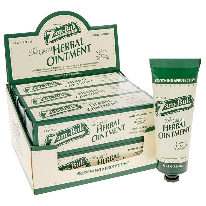 The Great Zam-Buk Herbal Ointment