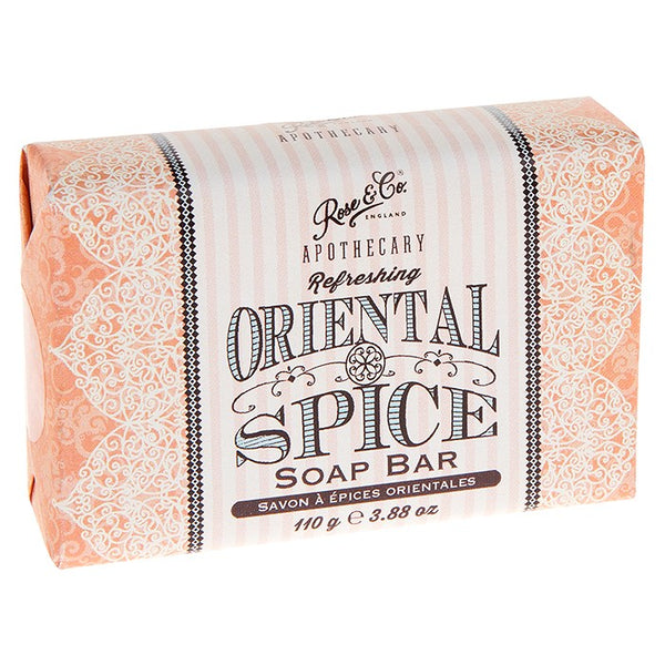 Rose & Co. Oriental Spice Apothecary Soap Bar - 110g