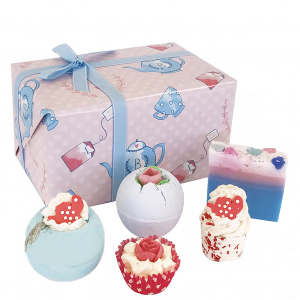 Bomb Cosmetics Time for Tea Gift Pack