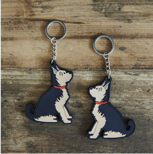 Yorkie / Yorkshire Terrier Dog Keyring by Sweet William