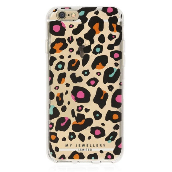My Jewellery MULTICOLOR PANTHER CASE - IPHONE