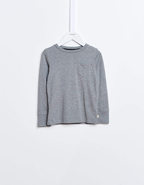 Bellerose CASTO T-SHIRT - Grey
