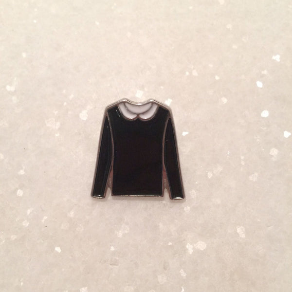 NO CHAOS AMSTERDAM Pinbroche 'Black and white are always modern' Karl Lagerfeld