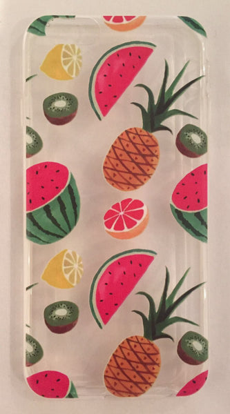 NO CHAOS AMSTERDAM Iphone case 'Be a Pineapple stand tall wear a Crown & be Sweet'