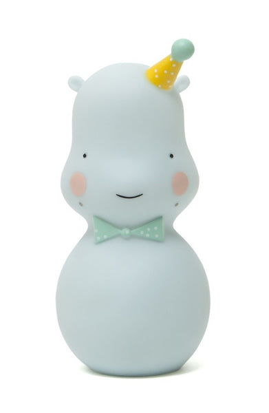 Petit Monkey Hippo Light - soft celadon