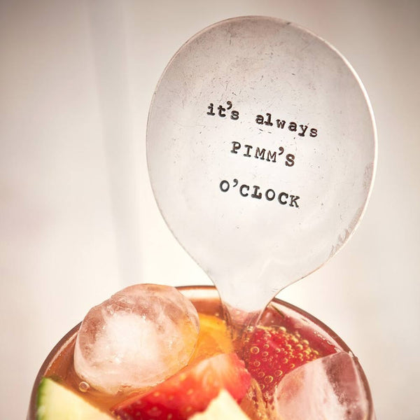La de da living limited It's always Pimm's o'clock : lepel - NO CHAOS & CO