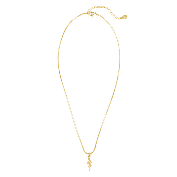 NO CHAOS Ketting Special Snake - Gold