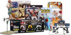 McFarlane sports and music action figures