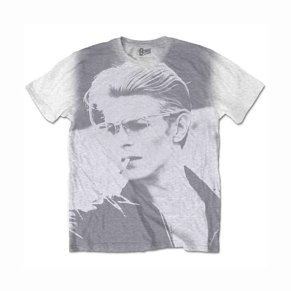 David Bowie T-Shirt Wild Profile with Sublimation Print