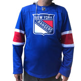 Men's New York Rangers Pullover Hoodie