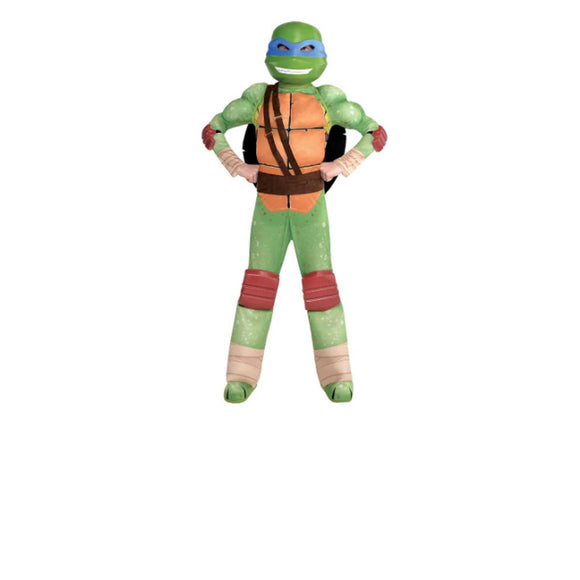 Childrens Leonardo Teenage Mutant Ninja Turtle Costume