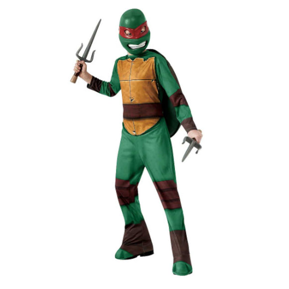 Childrens Rahael Teenage Mutant Ninja Turtle Costume