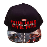 Captain America Civil War Baseball Cap Hat NEW Marvel