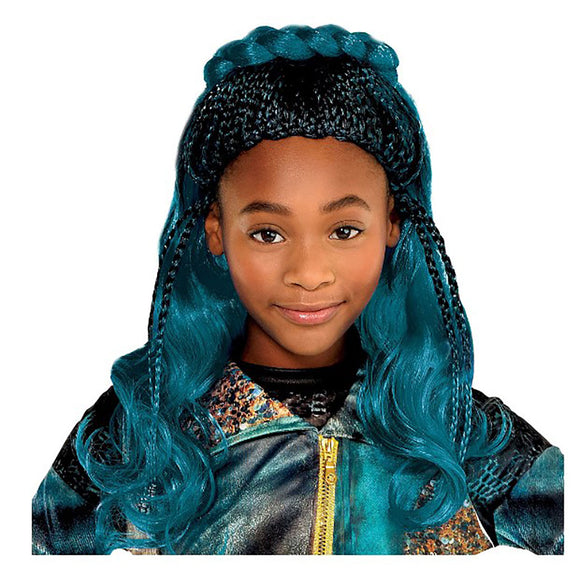 GIrls Uma Wig - Descendants 3