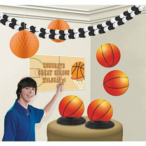 Basketball Personalize It! Decorating Kit