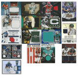 15  NFL Jersey Football Card Lot