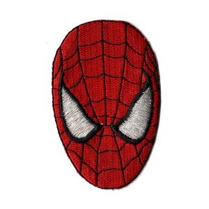 Spider man embroidered iron on patch