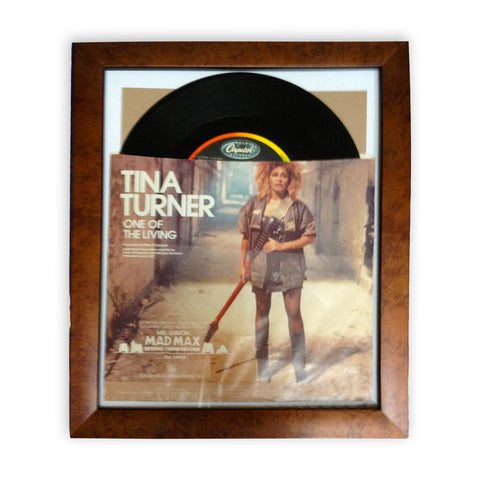 Tina Turner 1985 Record Collage - Rock N Sports