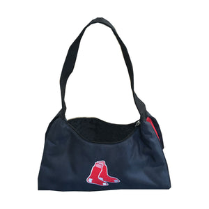 MLB Boston Red Sox Hobo Purse Hand Bag NEW - Rock N Sports