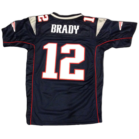 TOM BRADY Youth Jersey, Blue