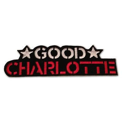 Good Charlotte Iron-On Military Style Patch - Rock N Sports
