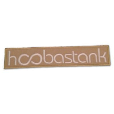 Hoobastank Iron-On Embroidered Patch - Rock N Sports