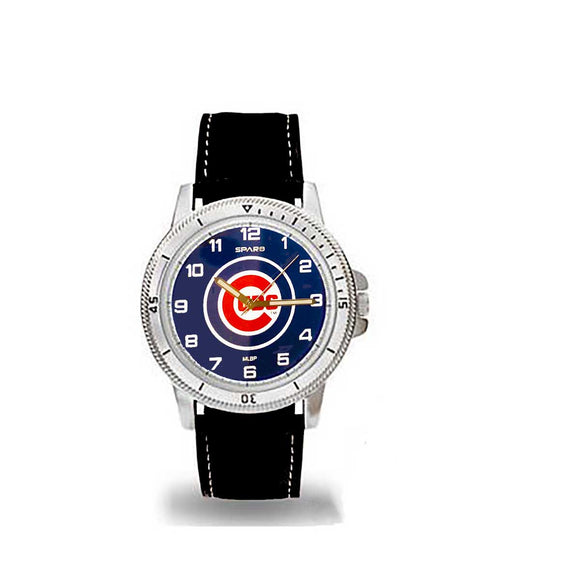 Chicago Cubs Classic Mens Sport Watch