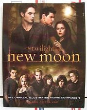 Twilight Saga: New Moon The Official Illustrated Movie Companion - Rock N Sports