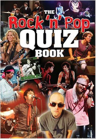 The Rock 'n' Pop Quiz Book - Rock N Sports