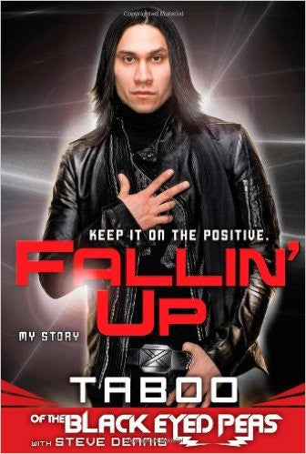 Fallin' Up: My Story [Hardcover] - Rock N Sports