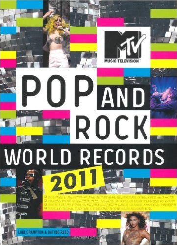 MTV Pop and Rock World Records 2011 - Rock N Sports
