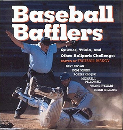Baseball Bafflers Quizzes Trivia, and Other Ballpark Challenges - Rock N Sports