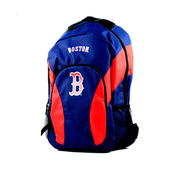 MLB BOSTON RED SOX BACKPACK SCHOOL BOOK BAG NEW