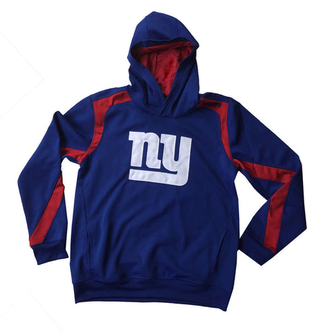Boy's New York Giants Pullover Hoodie