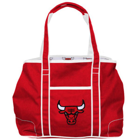 NBA Chicago Bulls Hampton Tote Bag NEW Canvas