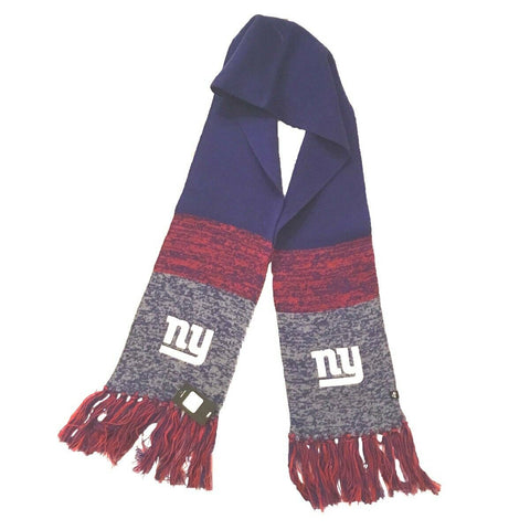 NFL New York Giants Scarf Static NY Marled Knit NEW '47 Brand