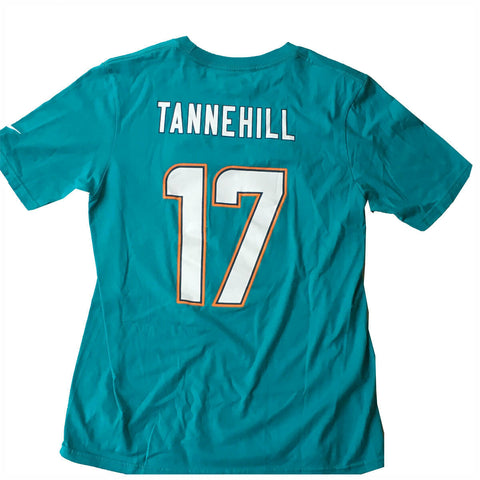best website 77c08 96259 Ryan Tannehill NFL Miami Dolphins Pride Player T-Shirt Nike Youth (8-20) NEW