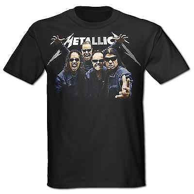 Metallica World Magnetic Tour T-Shirt - Rock N Sports