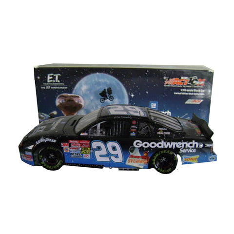 Kevin Harvick GM Goodwrench ET 20th Anniversary 1/18 Scale 2002 Monte Carlo, Limited Edition - Rock N Sports - 1