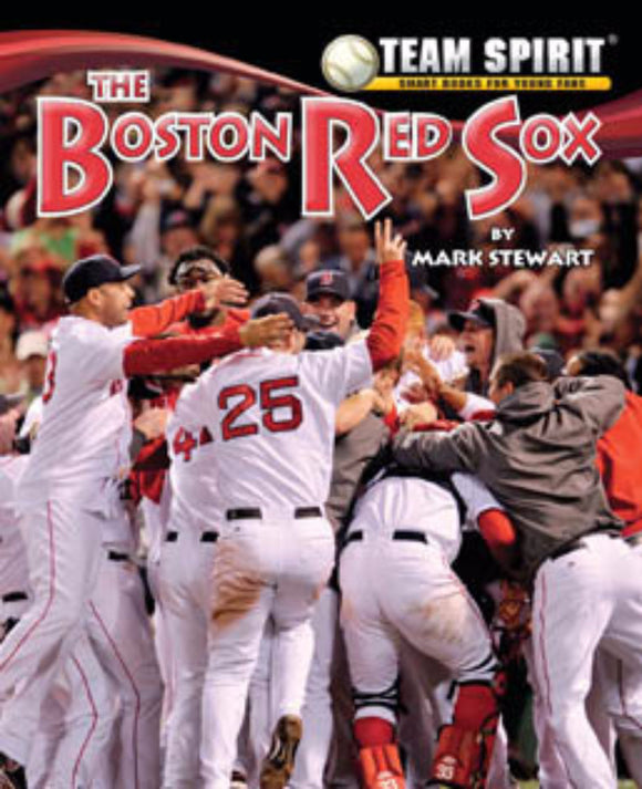 The Boston Red Sox (Team Spirit) - Rock N Sports