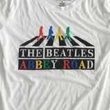 Womens  Beatles Abbey Road T-Shirt by Apple