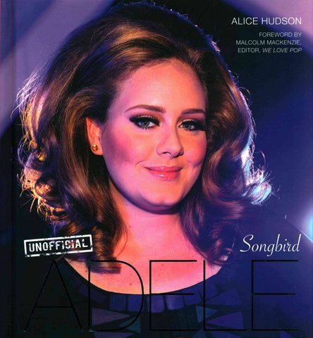 Adele Songbird by Alice Hudson