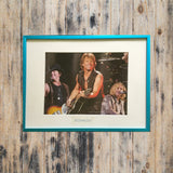 Framed Bon Jovi Photo