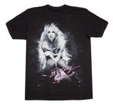 Britney Spears Brushed In T-Shirt