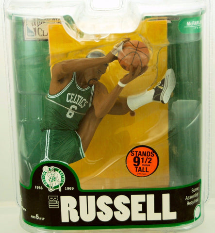 McFarlane Hardwood Classic Bill Russell Series 3 - Rock N Sports