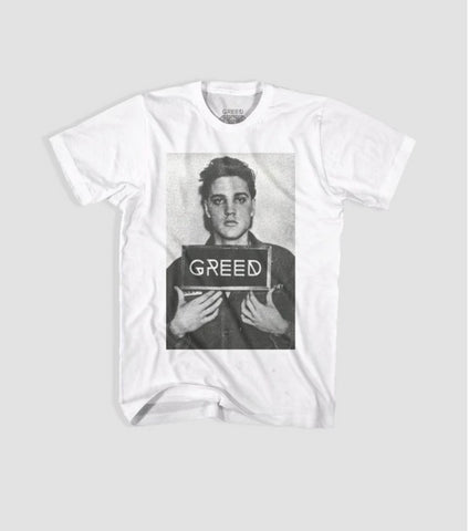 GREED Elvis Tee