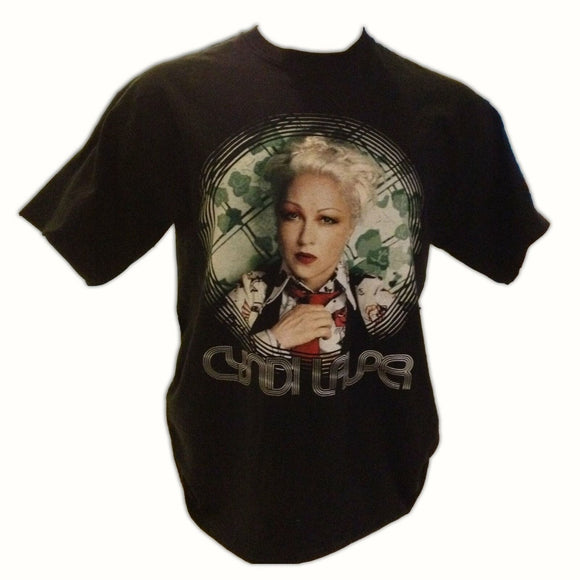 Cyndi Lauper T-Shirt, 2008 World Tour