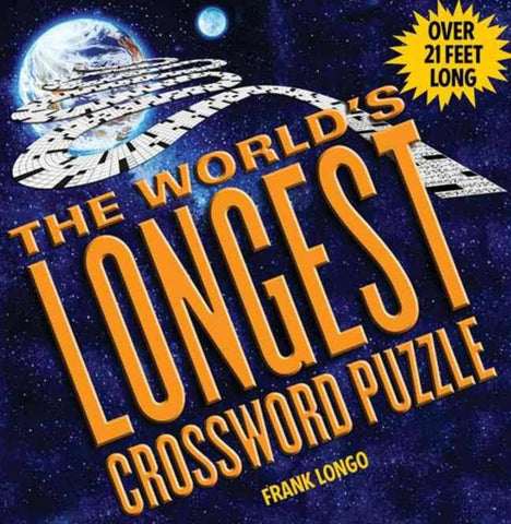 The World's Longest Crossword Puzzle