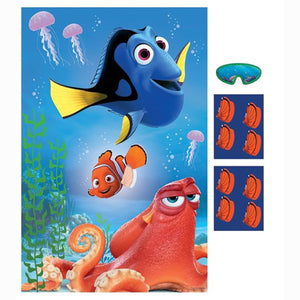 Finding Dory Happy Birthday Decorations